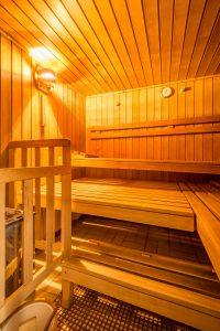 Hotel Sonnhof sauna